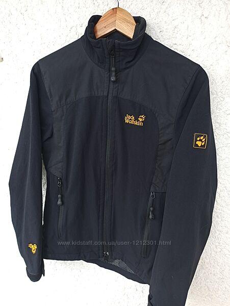 Ветровка Jack Wolfskin outdoor Джек женская куртка виндстопер
