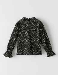 Блуза Zara 2021 на 10 лет
