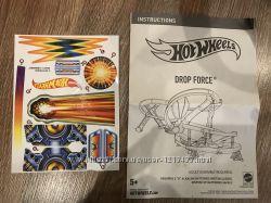 Трек Хот Вилс Оригинал Скоростное скольжение Hot Wheels Drop Force Track