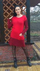 Шерстяное платье. Италия.