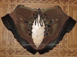 Зимние треккинговые ботинки Salomon Contagrip Gore-tex оригинал р. 41. 5