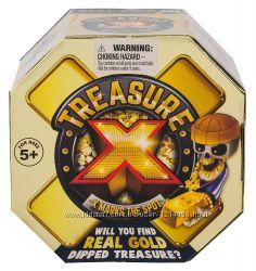 Игровой набор-сюрприз Treasure X Adventure Pack, Moose. Оригинал