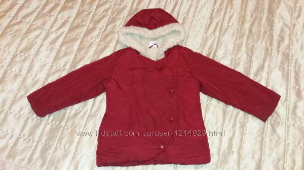 Куртка 3-4года Ladybird весна осень