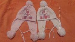 Зимняя шапка Kraft 2-4года