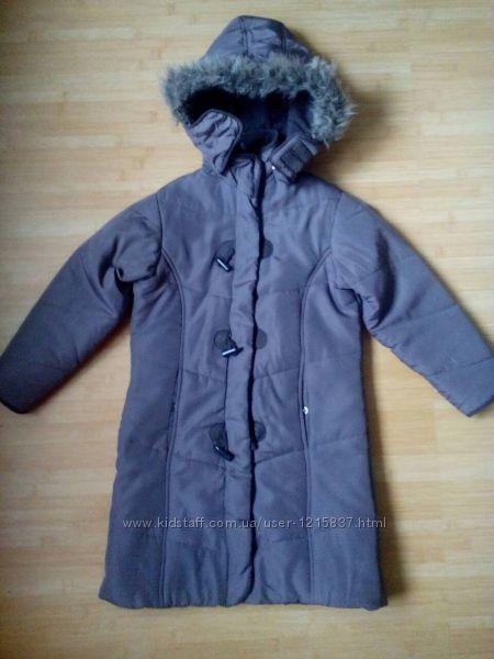 Деми пальто Palomino 6-8 лет.