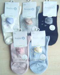 Носки женские с объемными мягкими вставками премиум качество супер дизайн