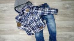 Классная рубашка на модника