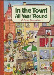 Віммельбух In the Town All Year &acuteRound. Rotraut Susanne Berner