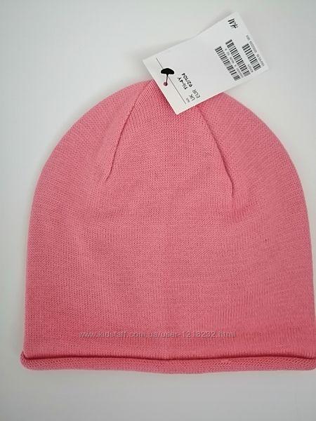 Шапка h&m, шапочка девочке 1,5-3 года