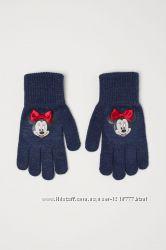 Перчатки H&M размер 8-14 , oshkosh р.  4-14