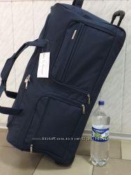 Сумка чемодан дорожная большая на 86 см LYS France