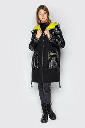 новинка демисезонная куртка наоми - тм cvetkov - 128-158 рр