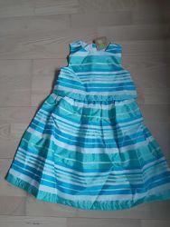 Новое нарядное платье Crazy8 размер 4Т, рост 104 см