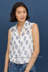 блуза H&M Германия размеры 36 и 38