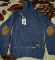 Теплый свитер. Гольф. Турция. Р-ры