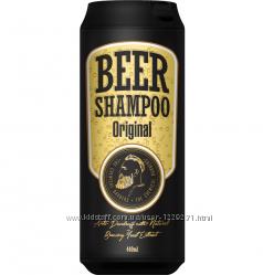 Шампунь против перхоти - The Chemical Barbers Beer Original