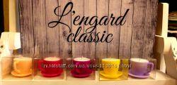 Свечи чашечки из коллекции English breakfast от L&acuteengard. Ароматный сувенир