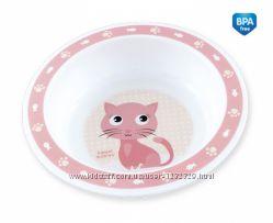 Тарелка пластиковая глубокая  ТМ Canpol Babies