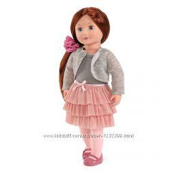 Кукла мягконабивная 46см OUR GENERATION - АЙЛА
