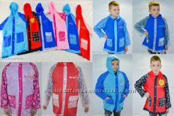 Детские дождевики на 3-8 лет от фирмы Feeling Rain.