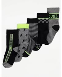 Набор носков для мальчика р.27-36 George Джордж