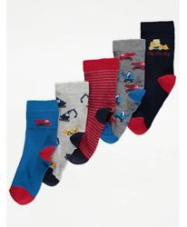 Набор носков для мальчика р.23-36 George Джордж