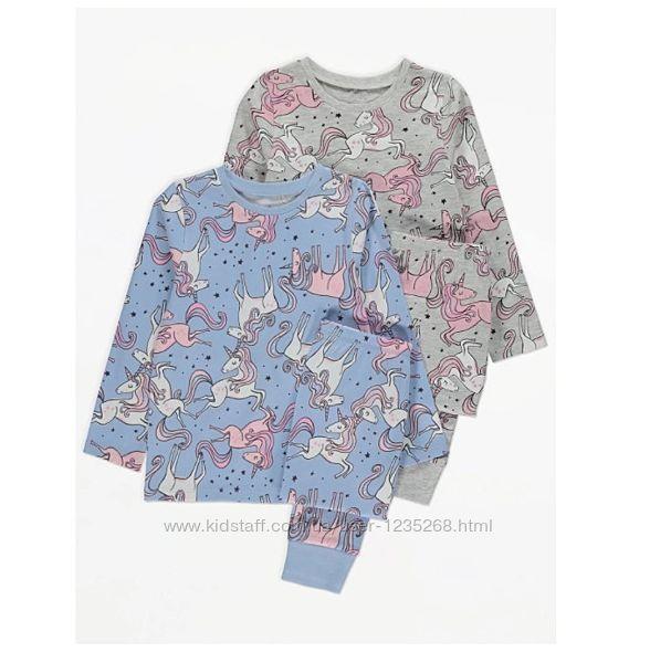Пижама для девочки рр.98-110 George Джордж