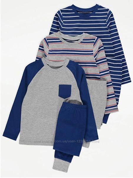 Пижама для мальчика рр.128-152 George Джордж