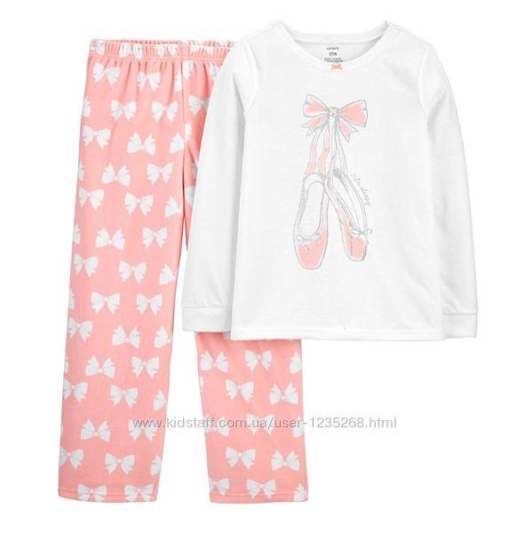 Пижама для девочки рр.92-110 Балерина Carter&acutes Картерс