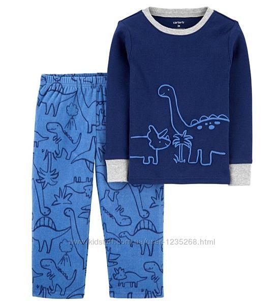 Пижама для мальчика рр.88-92 Динозавр Carter&acutes Картерс