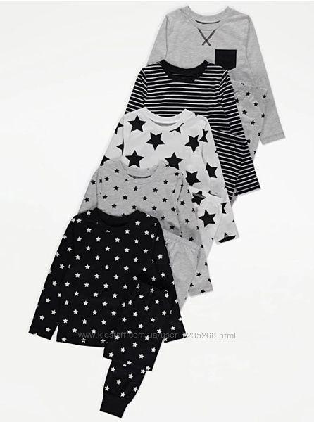 Пижама Звезды рр.98-128 George Джордж
