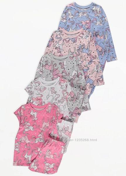 Пижама для девочки рр.128-140 George Джордж