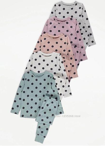 Пижама для девочки рр.122-128, 140-146 George Джордж