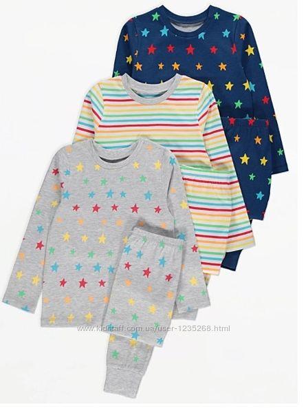 Пижама Звезды рр.98-116 George Джордж