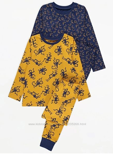 Пижама для мальчика рр.104-110 George Джордж