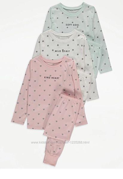 Пижама для девочки рр.152-158 George Джордж