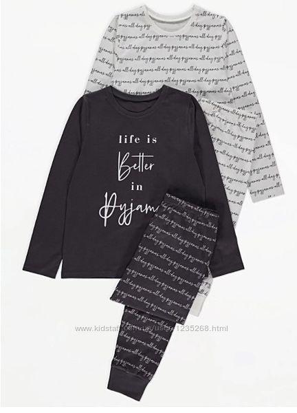 Пижама для девочки рр.152-164 George Джордж