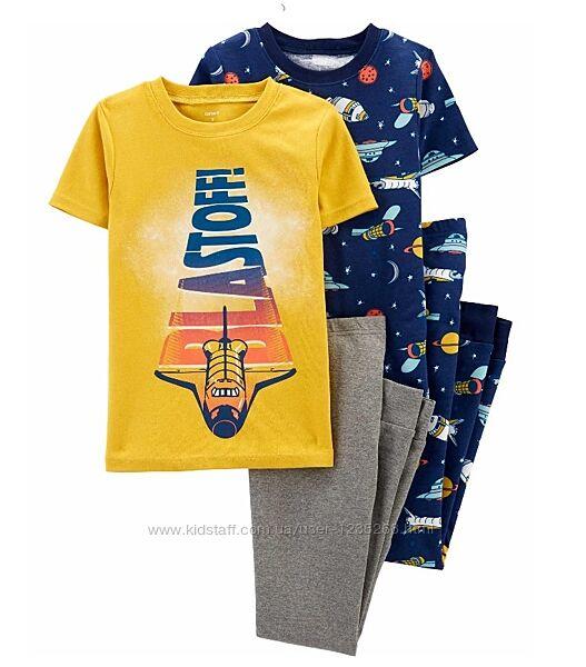 Пижама для мальчика рр.104-110 Космос Carter&acutes Картерс