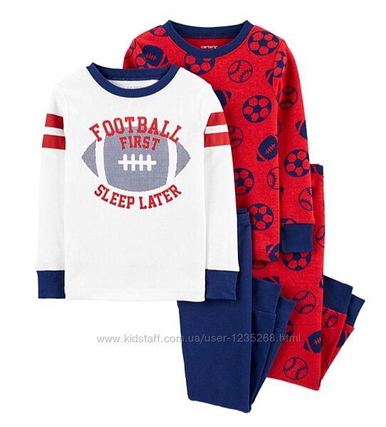 Пижама для мальчика рр.92-110 Пожарная машина Carter&acutes Картерс
