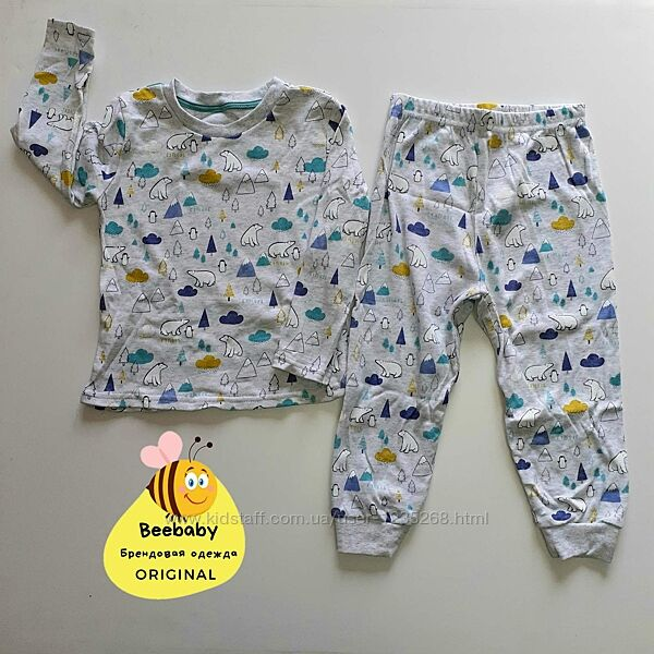 Пижама для мальчика рр.86-92 Primark Примарк
