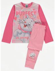 Пижама для девочки рр.104-140 Disney Дисней
