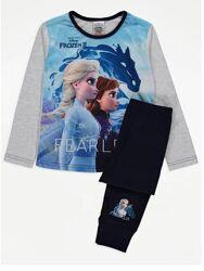 Пижама для девочки Frozen рр.110-140 Disney Дисней