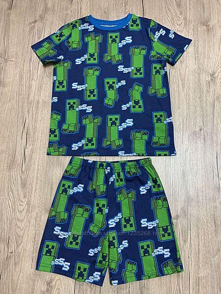 Пижама для мальчика рр.122-128, 146-152 Primark Примарк
