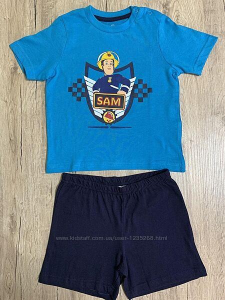 Костюм для хлопчика рр.86-92 Fireman Sam