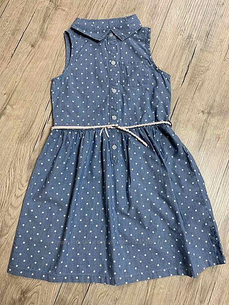Платье для девочки рр.110-116 Carters Картерс