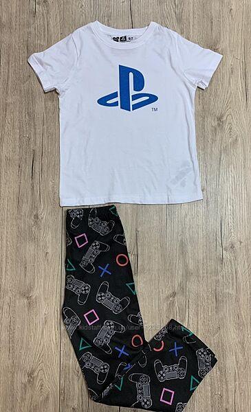 Пижама для мальчика рр.116-122 PlayStation Primark Примарк
