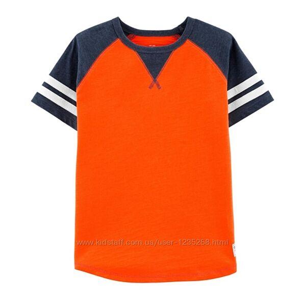 Футболка для мальчика рр.104-110 Oshkosh Ошкош