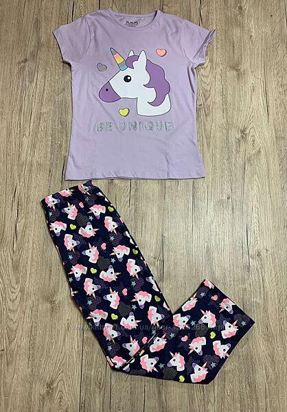 Пижама для девочки рр.122-134 Primark