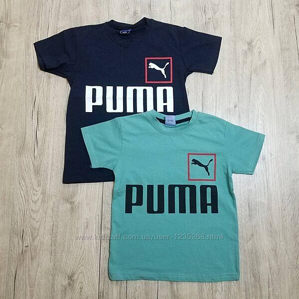 Футболка мальчику рр.122-152 Puma Beebaby Бибеби