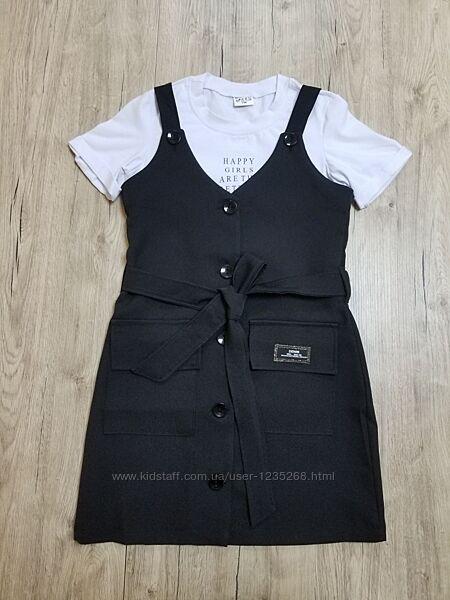 Школьный костюм для девочки рр.134-158 Beebaby